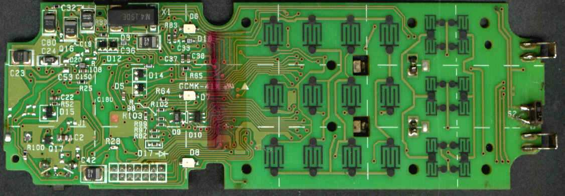 Panasonic kx-tcd435 uab
